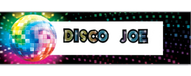 70s Disco Fever Giant Deep Banner - 1.7m
