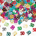 Confetti 50th Table/Invite Confetti