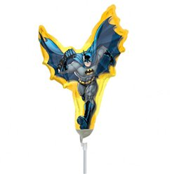 "Batman Airfilled Balloon - 9"" Mini Foil"