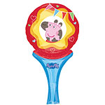 "Peppa Pig Balloon - 12"" Inflate A Fun"