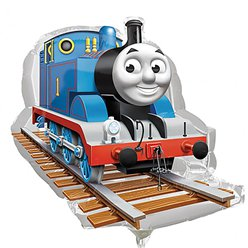 "Thomas the Tank Engine Balloon - 9"" Foil"