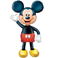 "Mickey Mouse Airwalker Balloon - 52"" Foil"