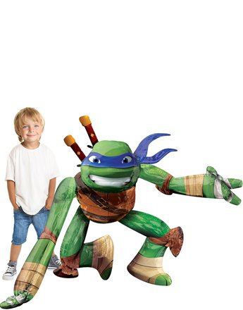 "Ninja Turtles Airwalker Balloon - 46"" Foil"