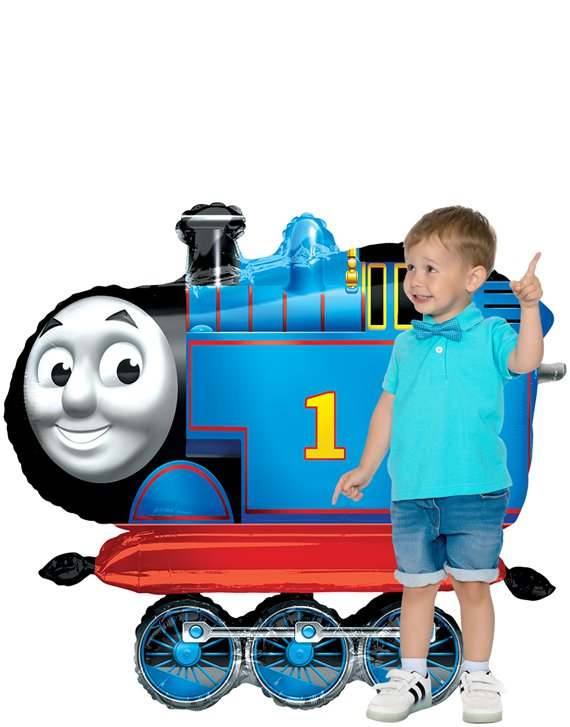 Thomas The Tank Engine Airwalker Balloon