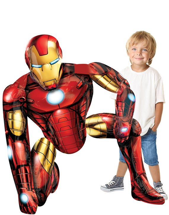 Iron Man Airwalker Balloon - 46