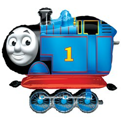 Thomas the Tank Engine Airwalker Balloon - 25'' Foil