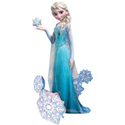 Disney Frozen Elsa Airwalker Balloon - 57""