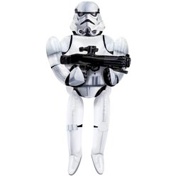 Star Wars Storm Trooper Airwalker Balloon - 70""