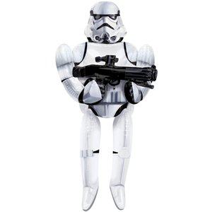 Star Wars Storm Trooper Airwalker Balloon - 70