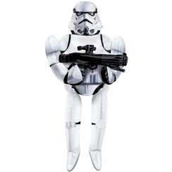 Star Wars Storm Trooper Airwalker Balloon - 33""