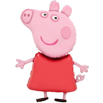 "Peppa Pig Airwalker Balloon - 48"" Foil"