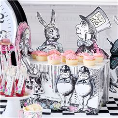 Truly Alice Buffet Stand Table Centrepiece