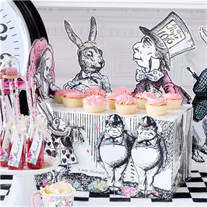 Alice in Wonderland Buffet Stand Table Centerpiece