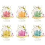 Truly Alice Cake Dome, Tag & Doily Set