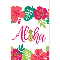 Aloha Summer Tablecover - 1.37m x 2.6m