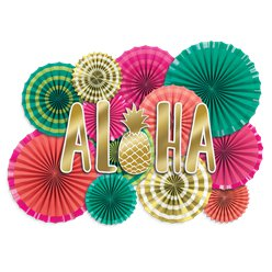 Aloha Summer Decorating Kit