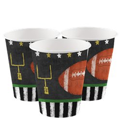 Game Time Paper Cups - 266ml