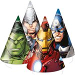 Avengers Party Cone Hats