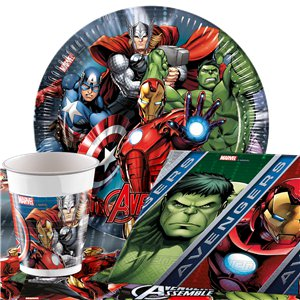 Avengers Party Pack - Value Pack for 8
