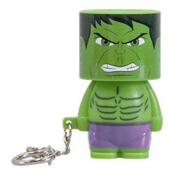 Incredible Hulk Clip-On Look-Alite