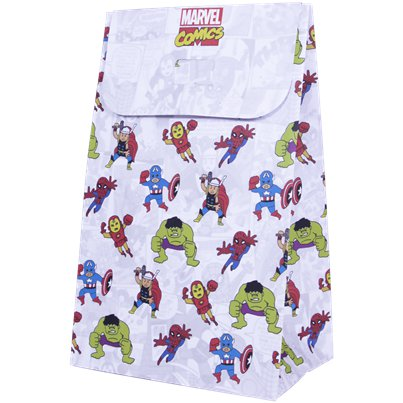 Avengers Pop Comic Paper Party Bags