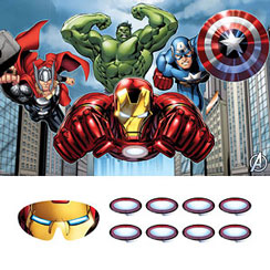Avengers Party Game