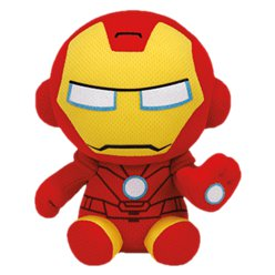Marvel Iron Man Beanie Toy