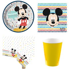 Mickey Awesome Party pack - Value Pack for 8