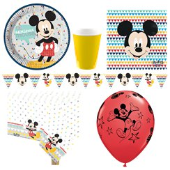 Mickey Awesome Party pack - Deluxe Pack for 8