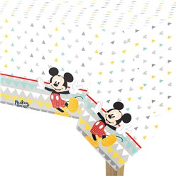 Mickey Awesome Tablecover - 1.2m x 1.8m