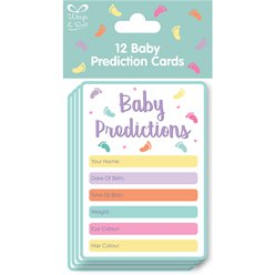 Baby Prediction Cards