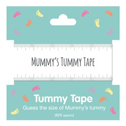 Measure Mummy's Tummy Tape