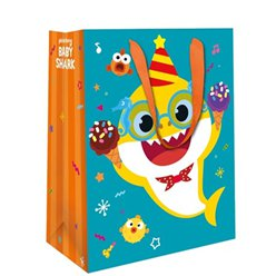 Baby Shark Medium Gift Bag
