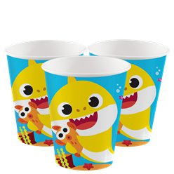 Baby Shark Cups - 266ml