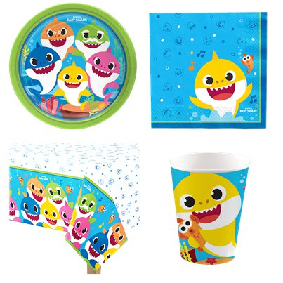 Baby Shark Value Party Pack