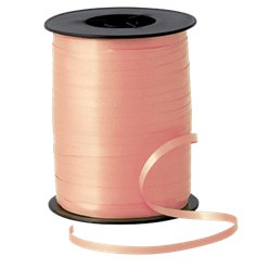 Rose Gold Curling Balloon Ribbon - 500m