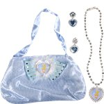 Disney Cinderella Bag & Jewellery Set Fancy Dress