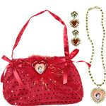 Disney Snow White Bag & Jewellery Set Fancy Dress