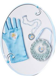 Disney Cinderella Bag & Glove Set
