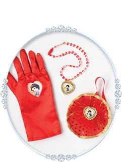 Disney Snow White Bag & Glove Set