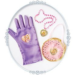 Disney Rapunzel Bag & Glove Set