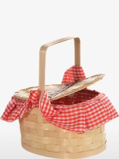 Little Red Riding Hood Basket
