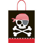 Party Bags Pirate Tote Bag