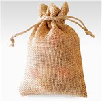 Natural Hessian Bags - 12 x 17cm
