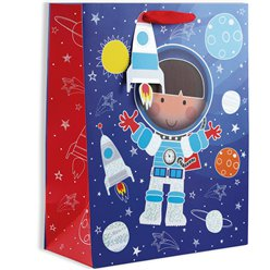Spaceman Gift Bag - Extra Large