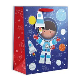 Spaceman Gift Bag - Large