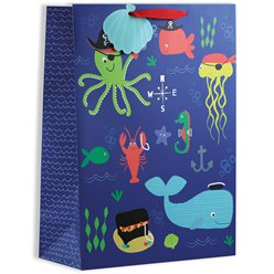 Sea Treasure Gift Bag - Extra Large