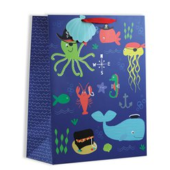 Sea Treasure Gift Bag - Large