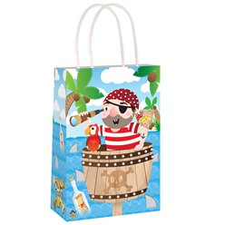 Pirate - Paper Gift Bag - 21cm