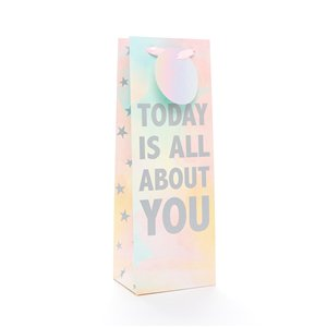 All About You Bottle Gift Bag